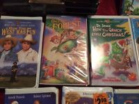 Disney Etc VHS $1 Dollar Each