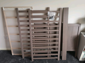 Ikea sundvik cot bed