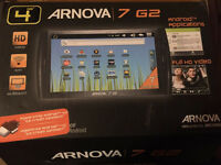 "Arnova 7c G2 ‑ Wi‑Fi + 3G ‑ 4 GB ‑ 7"" tablet"