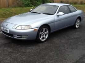 1999 LEXUS SOARER 3.0 Auto Coupe