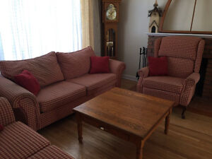 Living room set for sale