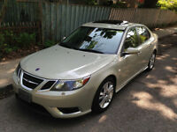 2008 Saab 9-3 Aero Sedan (2.8L v6 turbo - manual 6-speed)
