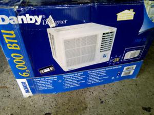 Danby Air Conditioner 6,000 BTU