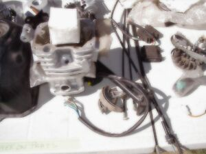 Chines atv parts 50cc to 200cc London Ontario image 3