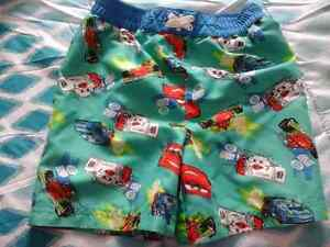 "Disney ""Cars"" Swim Shorts - Size 3X"