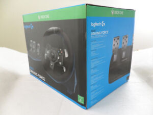 Logitech G920 Driving Force Racing Wheel XBOX1 - NEW IN BOX