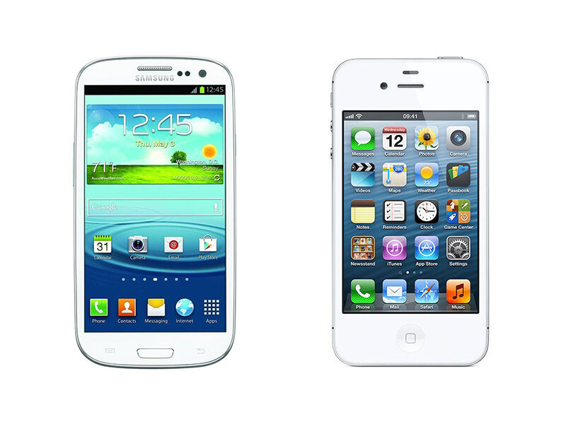 Android vs. iPhone: Which Should You Buy?