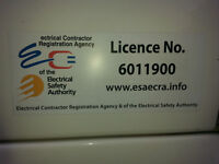 certified master electrician fully insured  call (647) 710-6379