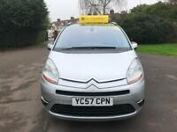 Citroen C4 2.0 HDi 138 EGS Exclusive AUTOMATIC