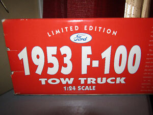 Limited Ed. 2000 Gearbox Collectibles 1953 Ford F100 coin bank Cambridge Kitchener Area image 2
