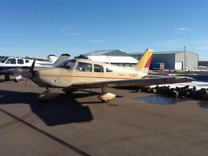 1980 Piper Archer II PA28-181 IFR Certified