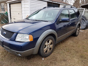 2007 Ford FreeStyle SUV, Crossover