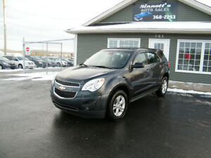 2012 Chevrolet Equinox FWD 123,000 km LOADED AND INSPECTED