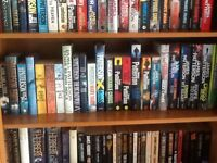 Collection Of 77 James Patterson Books