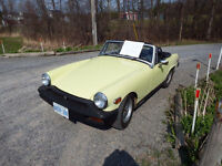MG Midget 99.9 perfect