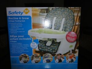 Safety 1st - 5 stage Feeding chair