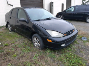 2004 Ford Focus Parts Car