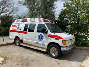 Used Ambulance | Kijiji in Ontario  - Buy, Sell & Save with