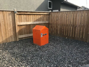 Power box cover or dog house