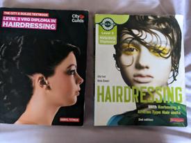 Hairdressing books