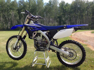 2010 YAMAHA YZ250F EXCELLENT CONDITION