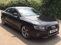 Audi A5 3.0 Quattro sport fully loaded