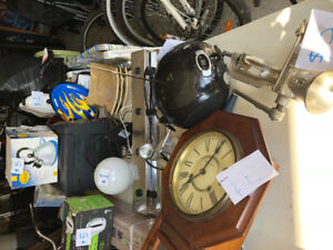 Kitchen stuff, Helmets, blinds, and MANY MORE