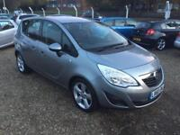 Vauxhall/Opel Meriva 1.4 16v ( 120ps ) ( a/c ) 2010MY Exclusiv