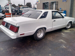 1981 FORD FAIRMONT FUTURA PROSTREET WEEKEND SALE ONLY 8000.00 London Ontario image 3