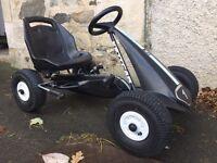 Kettler Daytona Air Pedal Go Kart GoKart Go Cart Gocart 4-8 years With Box