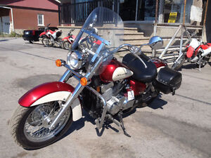 2008 Honda Shadow Aero 750 / Mint!