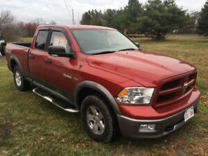 2010 Dodge Power Ram 1500 TRX4 Pickup Truck