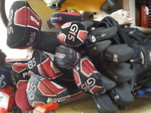 Complete set of Ping Irons and Hybrids - now iron set only