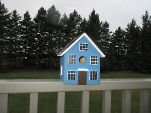 Hand Made Wooden Birdhouses Stratford Kitchener Area image 4