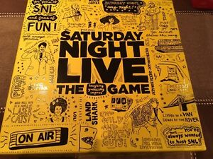 SNL boardgame West Island Greater Montréal image 1