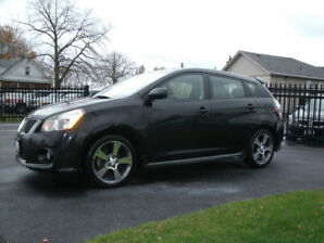 2009 Pontiac Vibe GT: Low Kms, Auto, Drives Great,Must See!