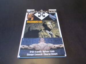 Hellblazer - Highwater - graphic novel - excellent condition