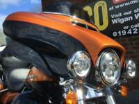 Harley-Davidson FLHTK Electraglide Ultra 2014 14400 mies only