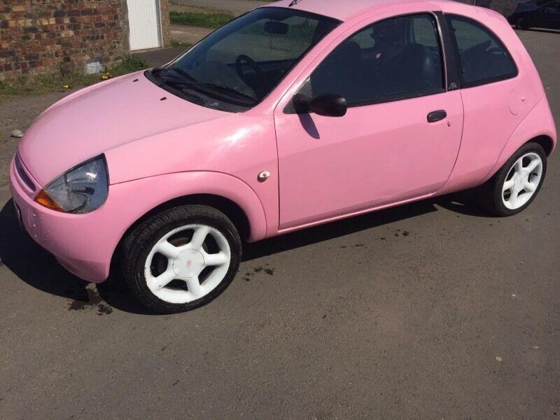 Pink Ford Ka  Year Mot May P Ex Swap