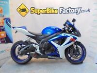2006 56 SUZUKI GSXR600 K6