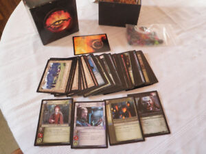 Lord of the ring - trading card game - complete starter (2001)