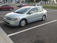 2007 Honda Civic Hybrid Sedan - Extremely Fuel Efficient