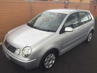 2005 VOLKSWAGEN POLO 1.4 TWIST * 5 DOOR * FULL HISTORY * 37,000 MILES *