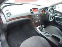 Vauxhall Insignia SE CDTI (silver lightning) 2009