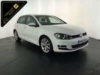 2013 63 VOLKSWAGEN GOLF GT TDI AUTOMATIC 1 OWNER VW SERVICE HISTORY FINANCE PX