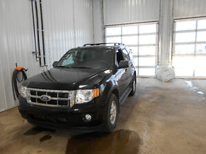 2010 Ford Escape XLT SUV, Crossover, PST Paid