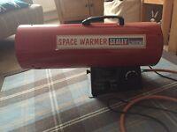 Sealey Space Warmer/Heater