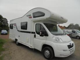Peugeot BOXER 335 L2S TL HDI 6 berth 2012 autoquest motorhome for sale
