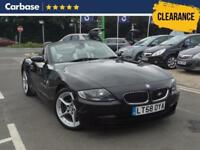 2008 BMW Z4 2.0i Edition Sport 2dr Convertible