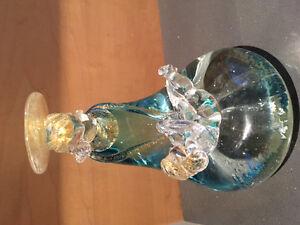 VINTAGE MURANO GLASS MADONNA  AND CHILD Kingston Kingston Area image 4